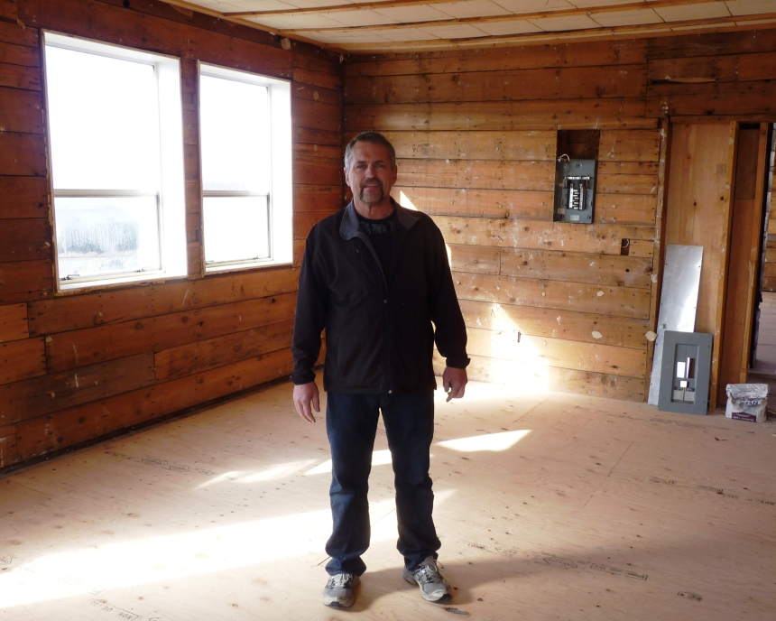 Downtown revitalization - renovations get underway