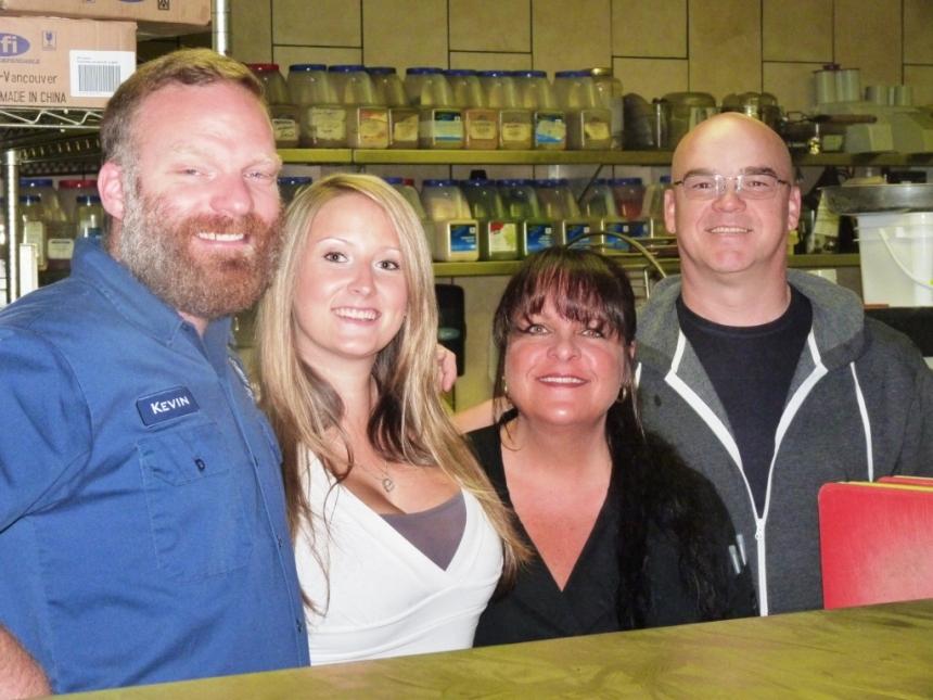 Mission Springs Staff