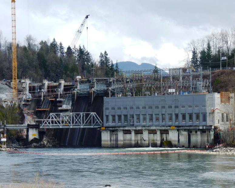 Ruskin Dam Seismic Upgrade