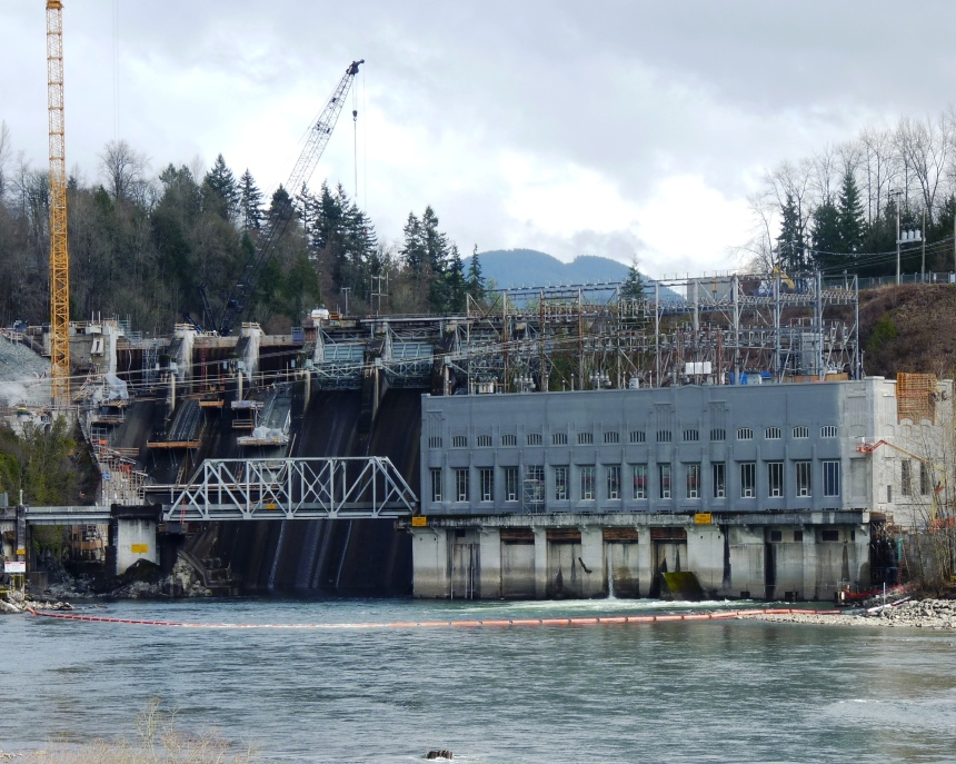 Ruskin Dam Seismic Upgrade