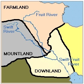 Swift Fruit River Watershed