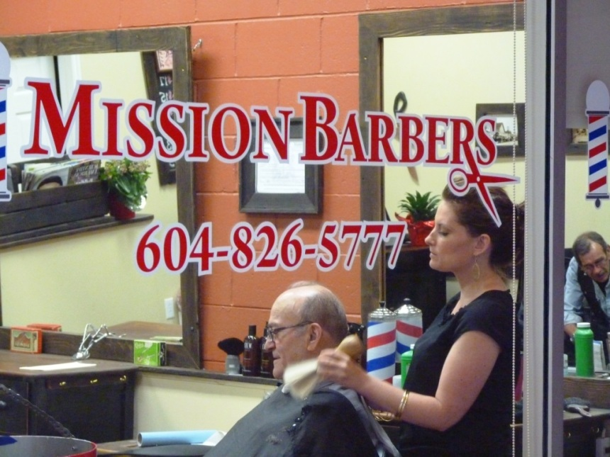 Mission Barbers