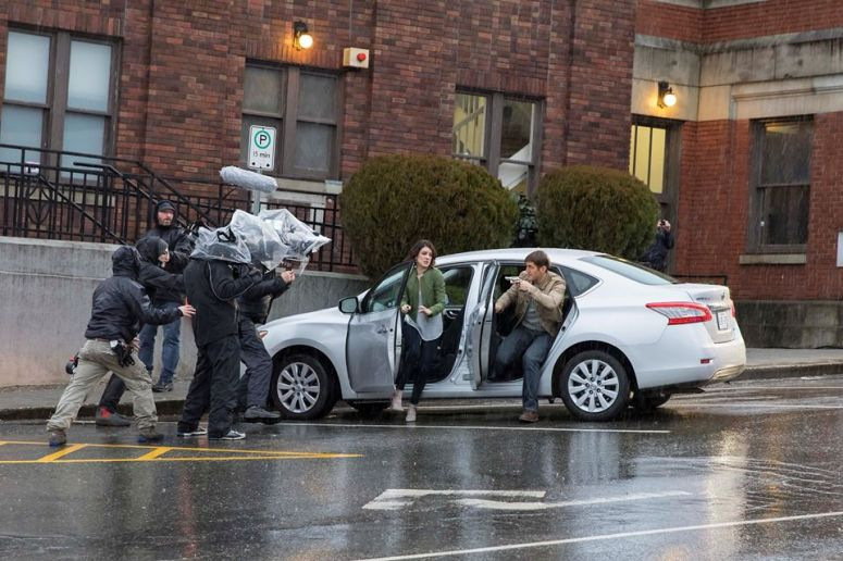 Post office - action scene  - credit Bob Friesen