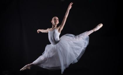 Fraser Valley Academy of Dance student Marin Greenan