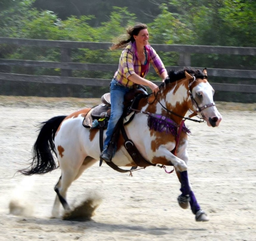 Mission Horse Club Riding