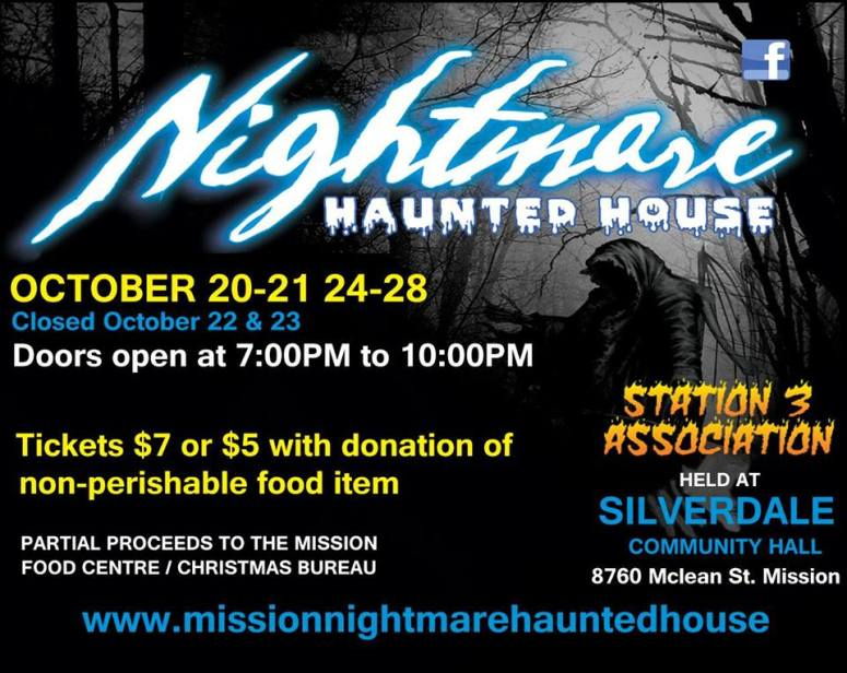 silverdale haunted house