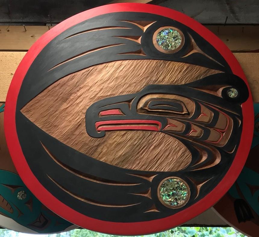 Peter Wayne Gong Eagle