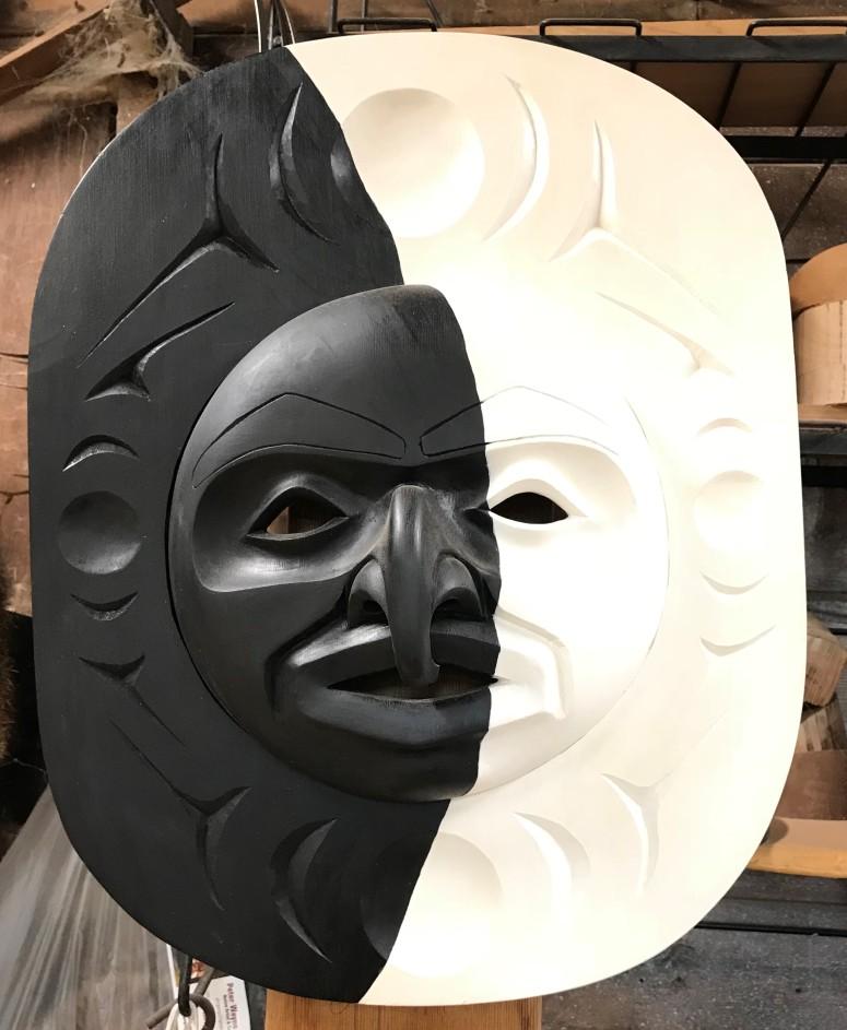 Peter Wayne Gong Mask