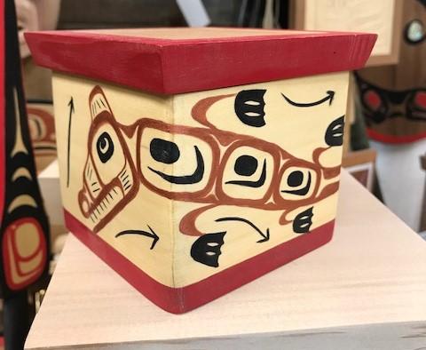Peter Wayne Gong - otter box